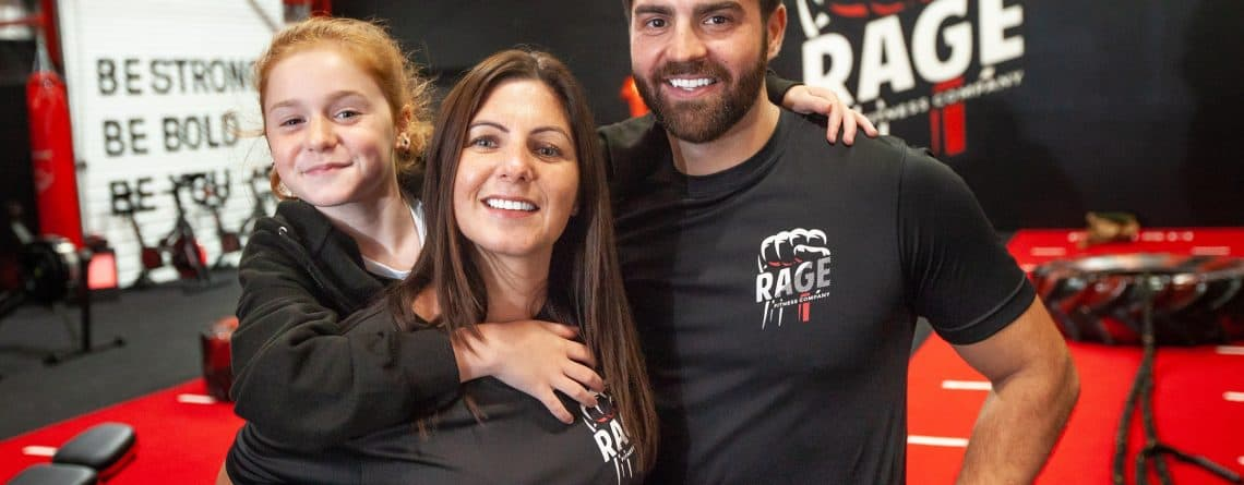 Rage Fitness Gym Launch - Rage Family